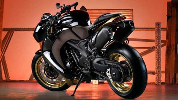 triumph speed triple - vilner custom bike - 06